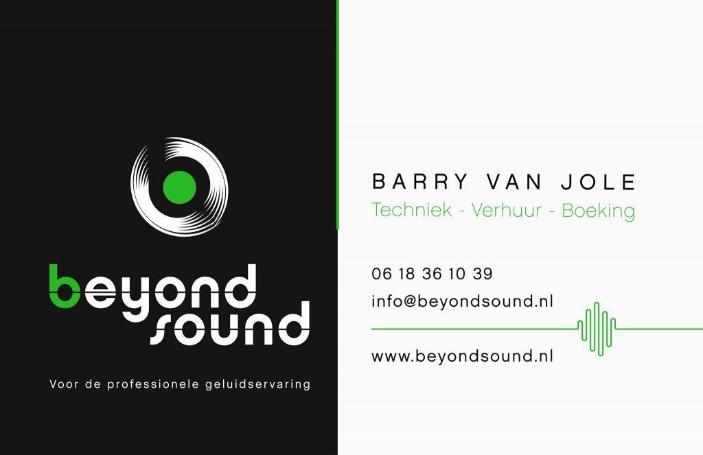 Neem contact op met beyondsound.nl